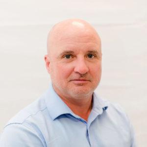 Brian Stamm – Procurement Manager
